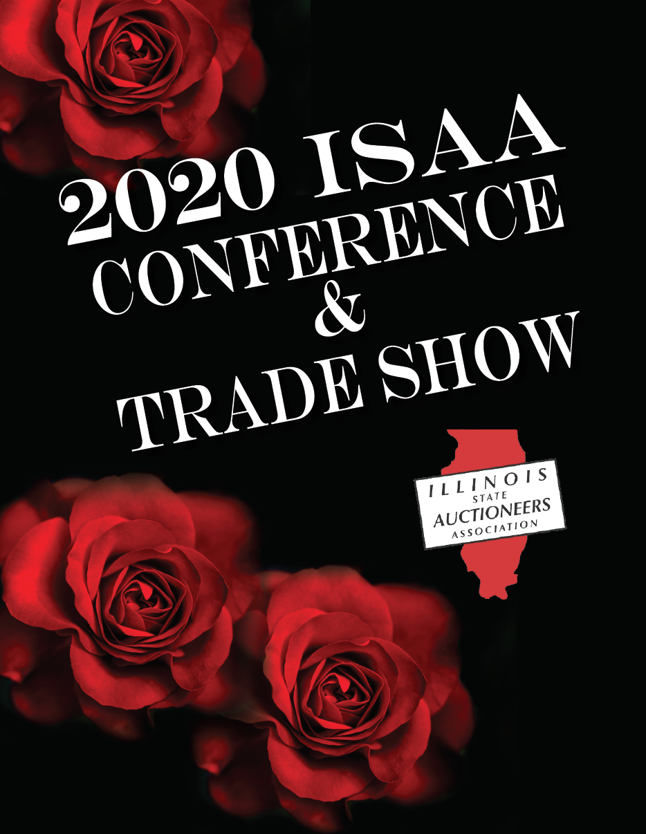 2020 ISAA Conference & Trade Show Schedule