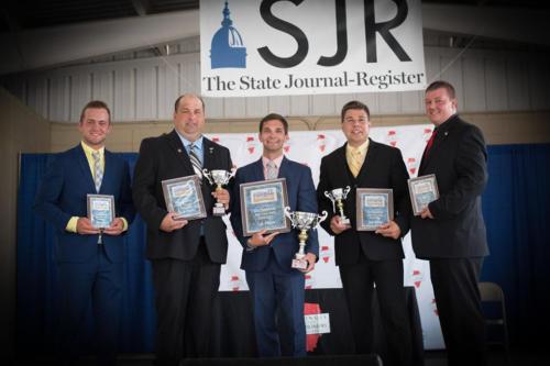 2018 ISAA Champions